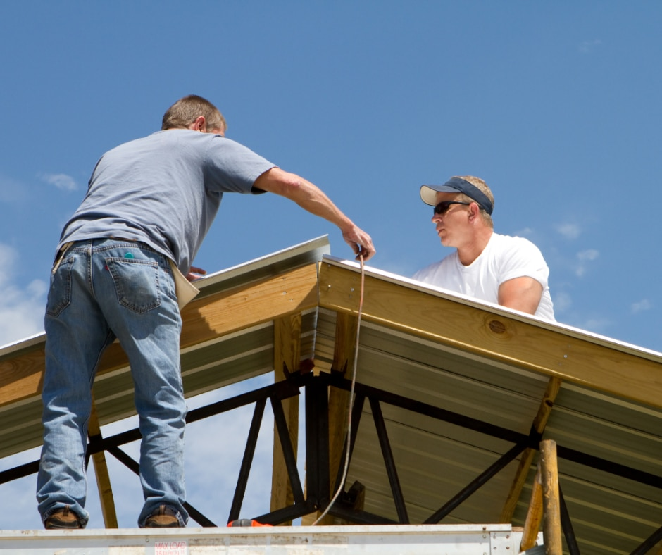 About Roswell Roofing