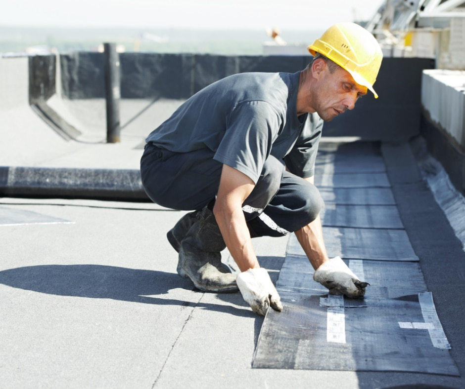 Commercial Roof Replacement Roswell Georgia